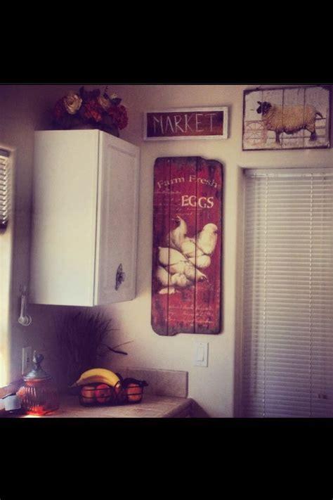 Farmhouse kitchen signs crafty ideas pinterest