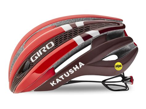 Giro Helm Aufkleber by Giro シンセ Mips チーム限定モデル Bmc カチューシャ キャニオン スラム チネリ クローム ウィギンス