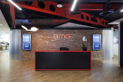 Bmg Club by Inside Bmg S New Headquarters In Officelovin
