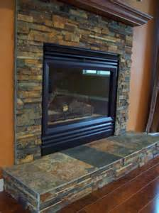Slate Fireplace Fireplaces N Mountain