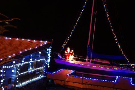 lake julian festival of lights asheville