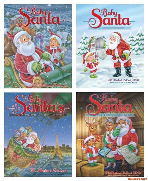 santa baby books baby santa and the gift of giving the newest book in the