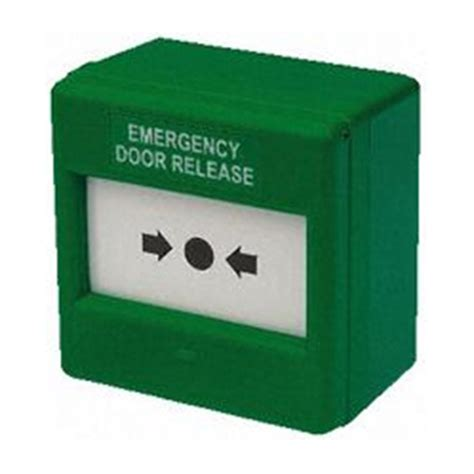 Emergency Door Release by Page Not Found