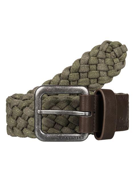 Walkshort Matrial Cotton Quiksilver Original quiksilver weaving cotton belt for eqyaa03340 ebay