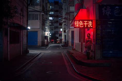 photo   day    street corner  china asia