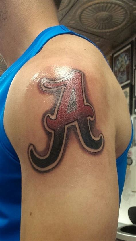 alabama tattoos alabama roll tide tattoos alabama