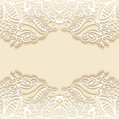 lace pattern background free download white lace with colored background vector set 06 vector