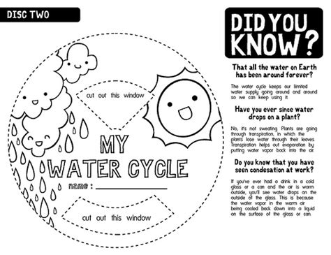 The Water Cycle Worksheet Pdf by Water Cycle Worksheet B W 2 Worksheets Water Cycle
