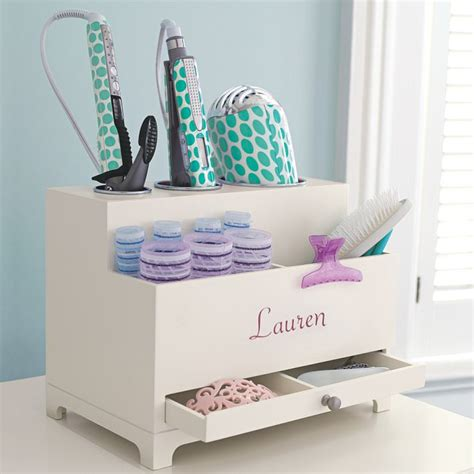 Hair Styler Organizer by Jeri S Organizing Decluttering News February 2013