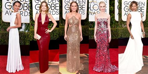 the best dresses from the 2016 golden globes best