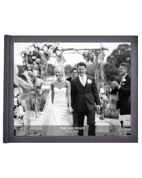 The Best Wedding Photo Albums for Every Budget   Martha