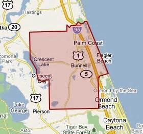 flagler county florida map image gallery flagler county