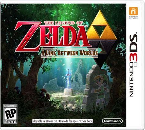 Kaset 3ds The Legend Of A Link Between Worlds the legend of a link between worlds 3ds cia