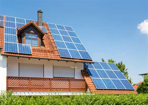 solar home residential solar panel installations just hit a new