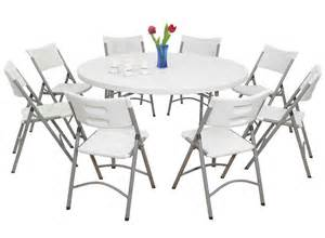 White Folding Table And Chairs White Folding Chair Hire Folding Chair
