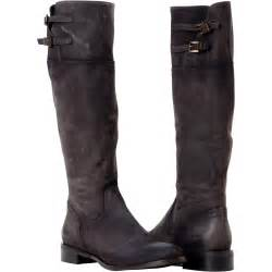 leather boots nadine grey flat leather boots paolo shoes