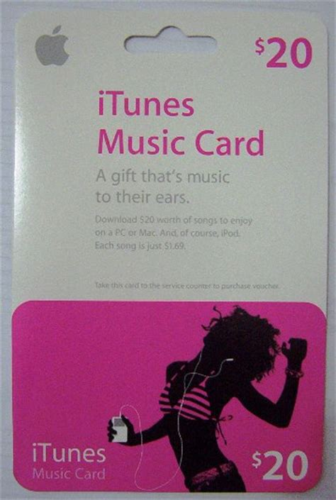 itunes music cards pinoy tech blog philippines tech news and reviews - How To Activate A Itunes Gift Card