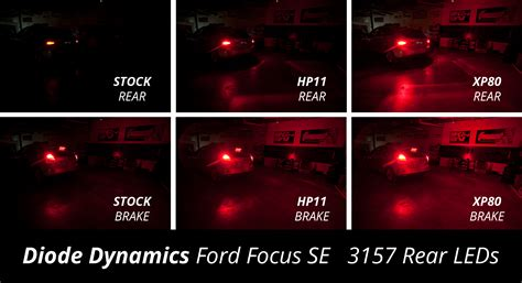 diode led true focus diode led true focus 28 images 2000 2011 ford focus st diode dynamics led rear license plate