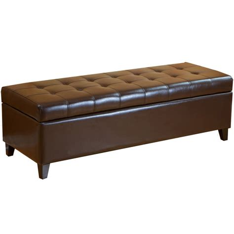 Tufted Storage Bench Tufted Storage Bench Home Design Ideas