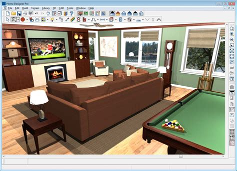 Room Designer Software Home Designer Pro