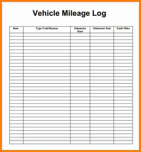13 Free Mileage Reimbursement Form Template Ledger Paper Mileage Reimbursement Form Template