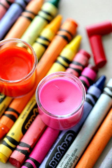Shijing Lip Balm Crayons 2 ingredient crayon lipgloss stains diy makeup and lip stains