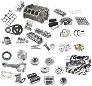 piezas exteriores del motor usa auto parts export