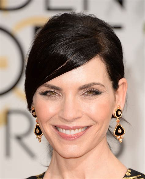 julianne marguilles chop hair more pics of julianna margulies chignon 1 of 13