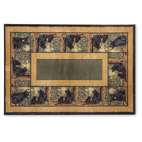 united weavers rugs united weavers hautman quot family quot rug 610318 rugs at sportsman s guide