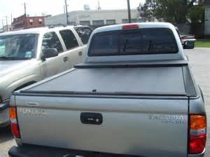 Locking Tonneau Cover For Toyota Tacoma Roll N Lock Retractable Truck Bed Cover 01 04 Tacoma