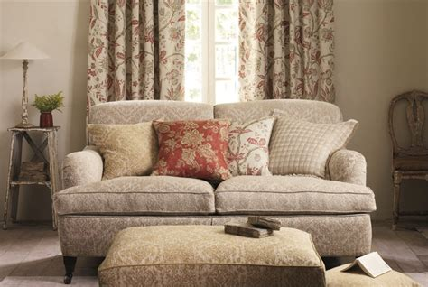 Living Room Curtains Uk Sanderson Traditional To Contemporary High Quality