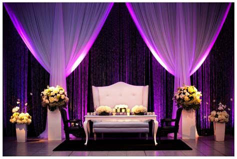 hall draping ideas wedding stage different types of back draping ideas 8