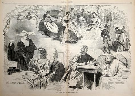 this 1862 s weekly drawing honors the quot of war quot and their many contributions to the