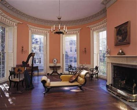 historic plantation interiors second floor drawing room