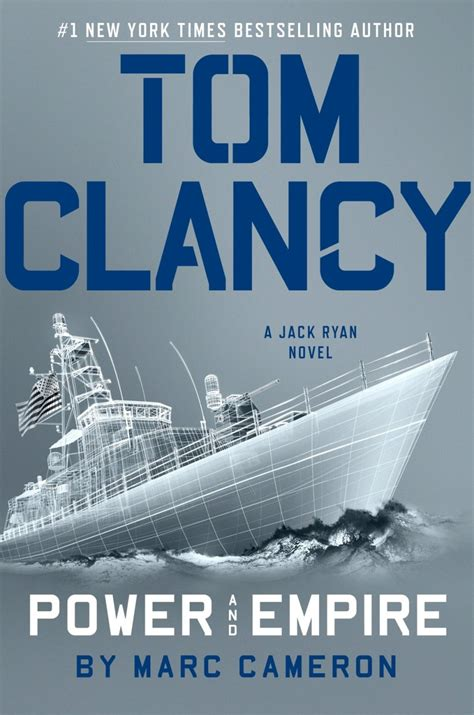 tom clancy power and empire the novel