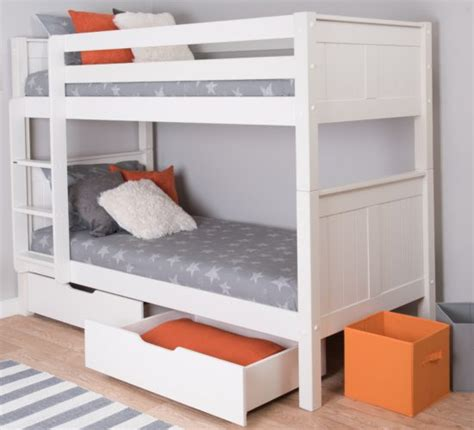 Stompa Classic Bunk Bed Classic Bunk Bed With Underbed Drawers By Stompa