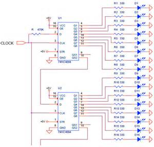serial input parallel output sipo chip tpic6595