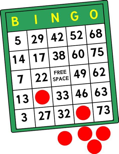 Free Clipart Bingo bingo cards clip at clker vector clip
