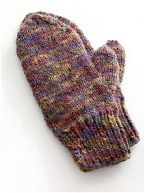 simple pattern for knitting mittens pin by rachel ladd on knitting ideas pinterest