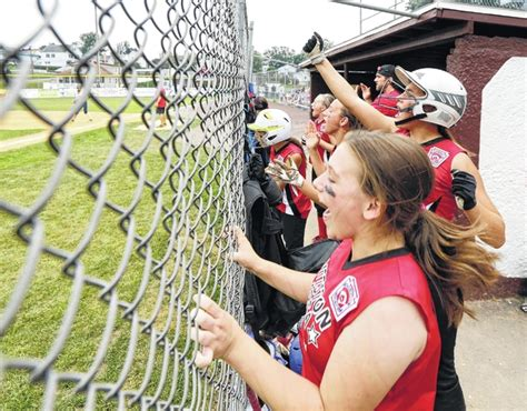 section 5 softball the sunday dispatch lieback lifts pittston area to