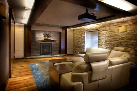 image gallery modern home theater design