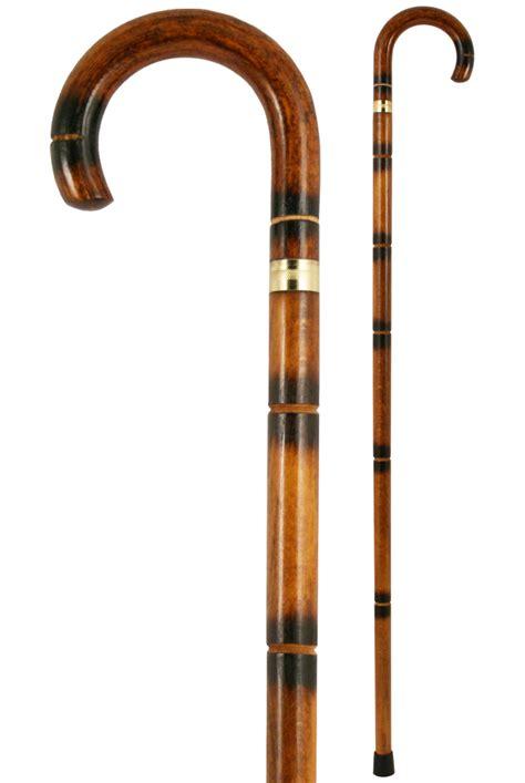 and sticj imitation bamboo walking stick with crook handle stick cane shop