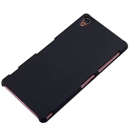 Nillkin Frosted Sony Xperia Z3 Black nillkin frosted shield sony xperia z3 black