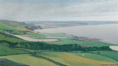 Landscape Artists Wales News In Pictures National Library Of Wales