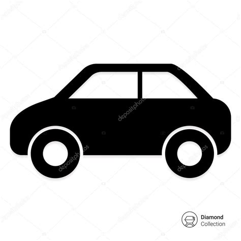 Auto Symbol by Pkw Auto Symbol Stockvektor 169 Redinevector 87728300