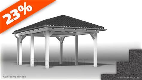 zeichnung carport bausatz 3 0 x 6 5m walmdach carport mit bitumenschindeln