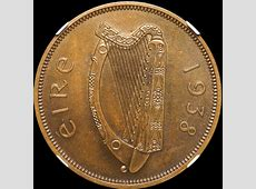 From the Grading Room: Ireland 1938 Penny | NGC Rarest Coin In The World