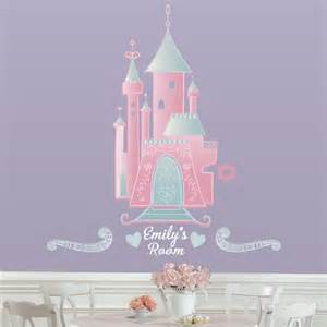 disney castle wall sticker disney princess castle wall decals rosenberryrooms com