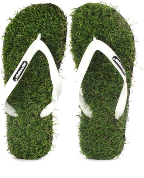 grass slippers sole threads grass flip flops buy black green color