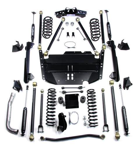 Jeep Tj Arm Kit Teraflex Pro Lcg 5 Quot Arm Suspension Jeep Tj